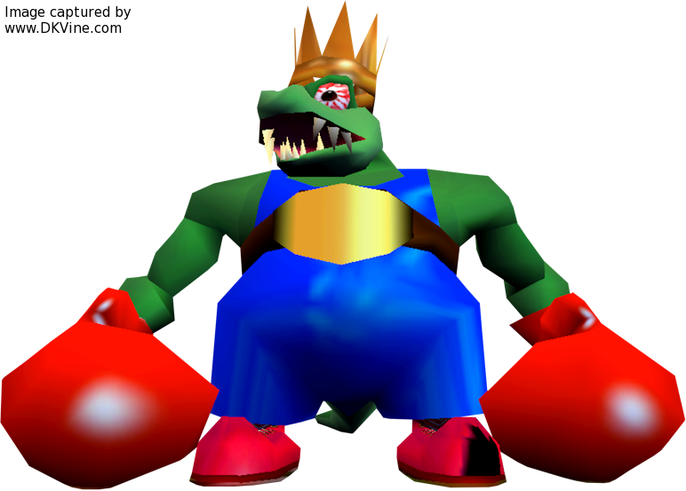Three Angry Gamers Episode 25: King K  Rool Vs  Bowser Three Angry