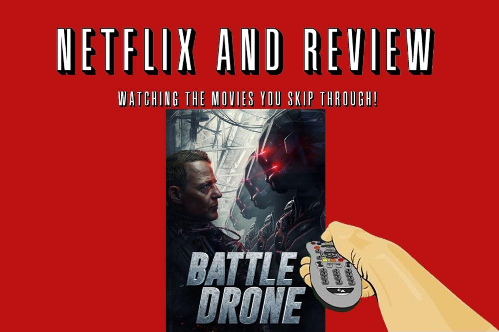 Battle Drone Cover